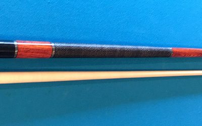 Andy Wyatt Custom Cue